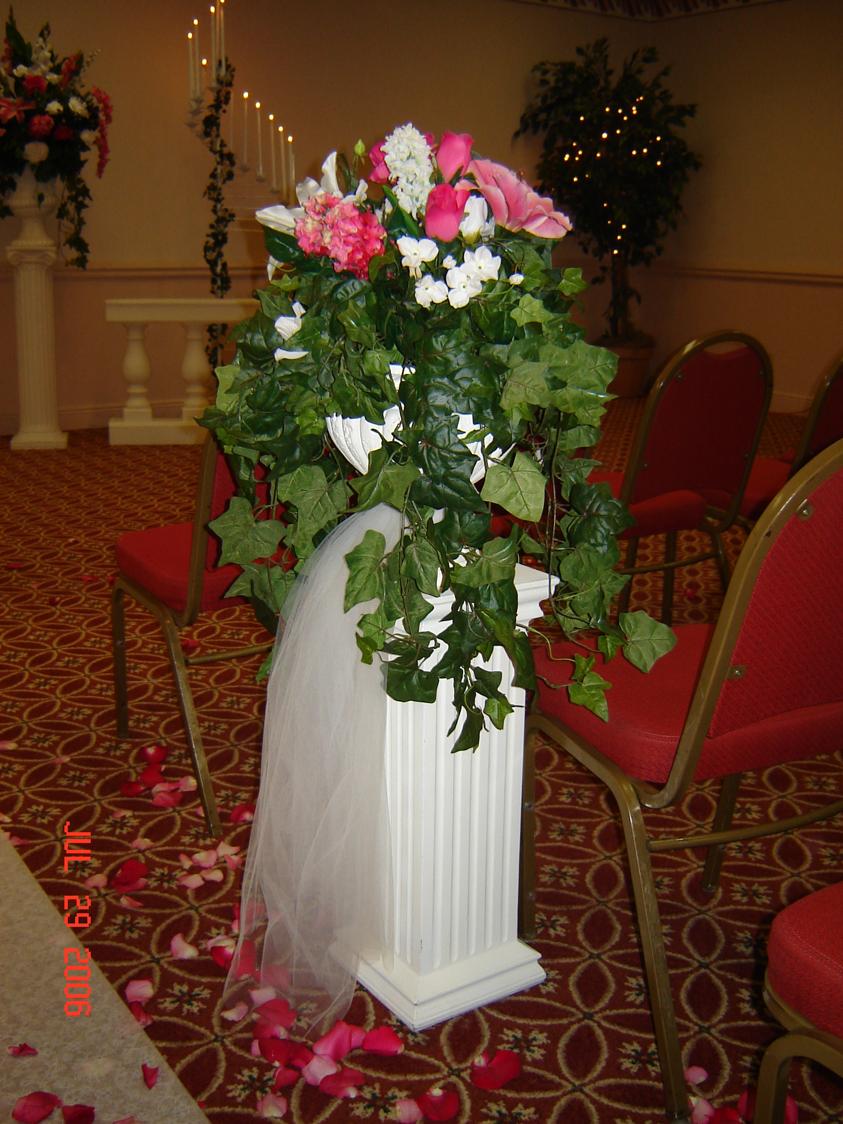 Simply Elegant Weddings Flowers Silk Flowers Silk Bouquets
