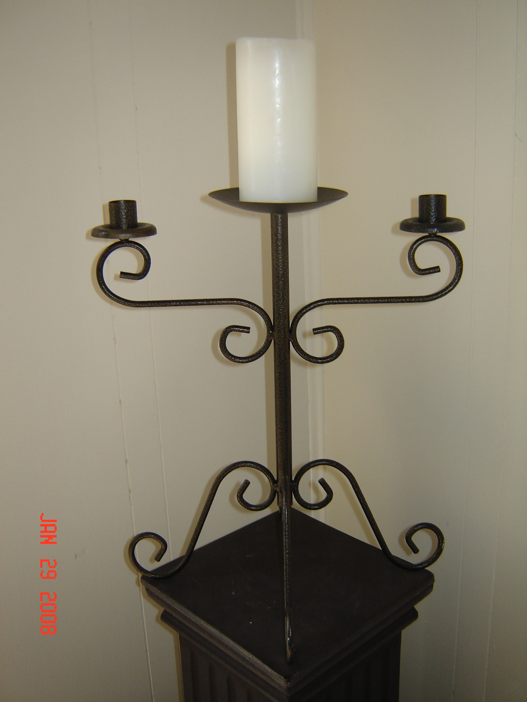 Tall wrought iron candle holders - Tall Wrought Iron Candle Holders Find