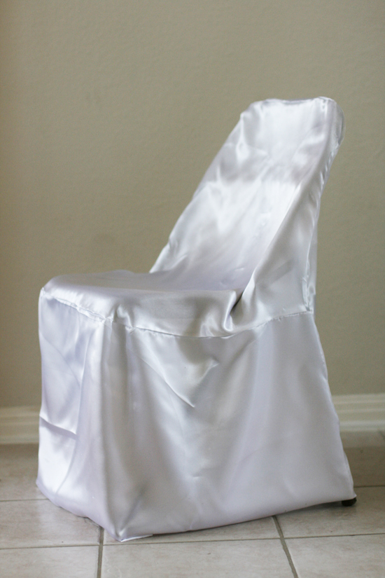 Simply Elegant Weddings Folding Chair Cover Rentals Serving Dallas And Fort
