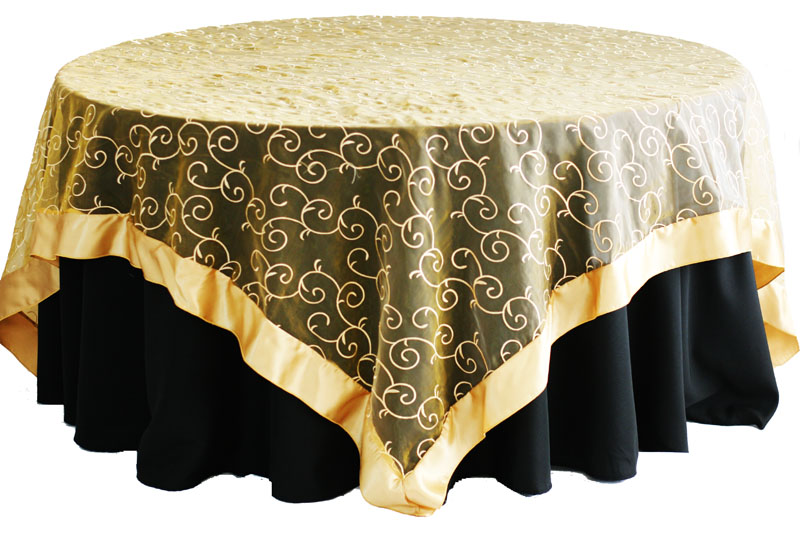 Superb Rental Price: $15.00 Each Matching Table Runners $6.00 Each