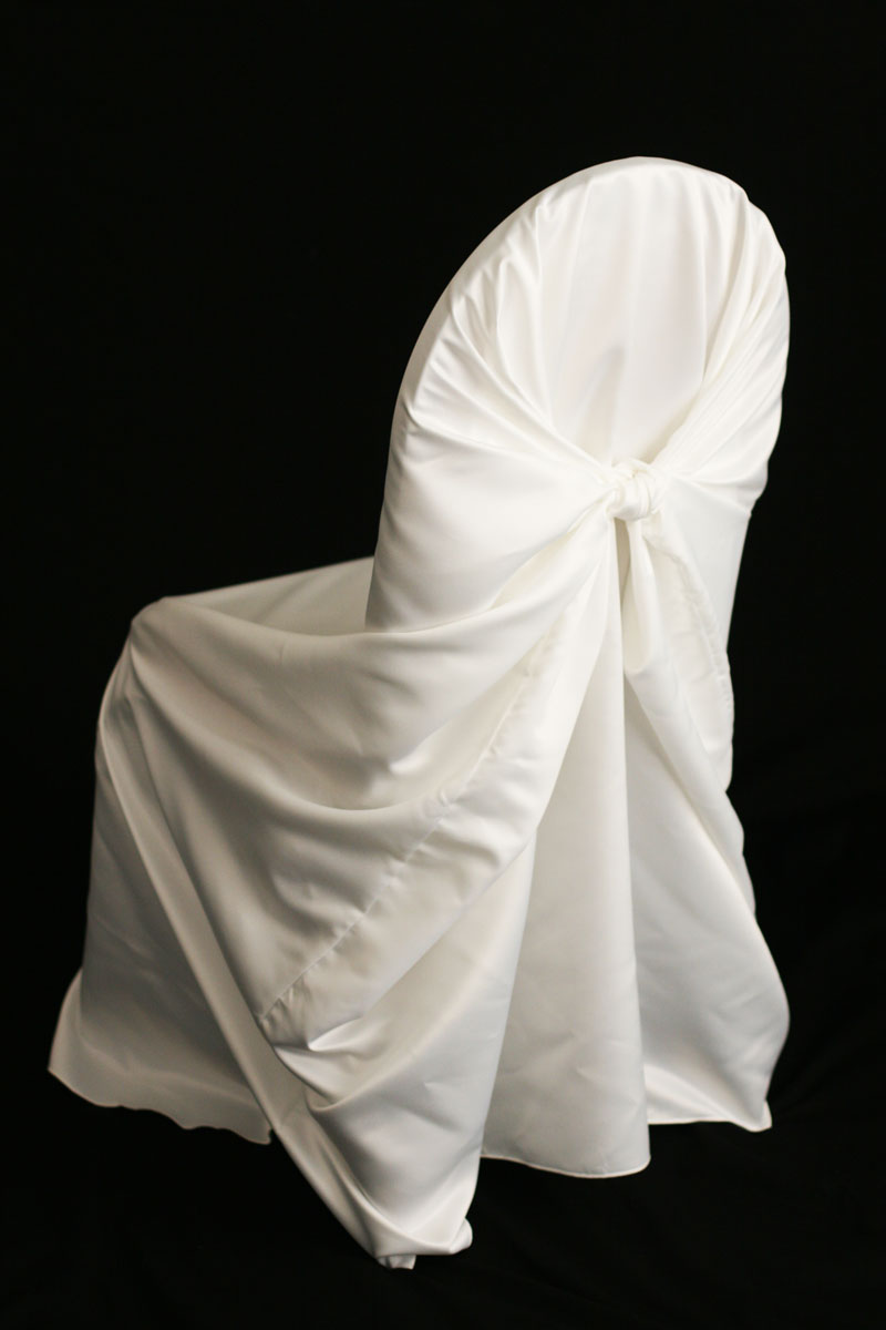 Simply Elegant Weddings Lamour Chair Cover Rentals