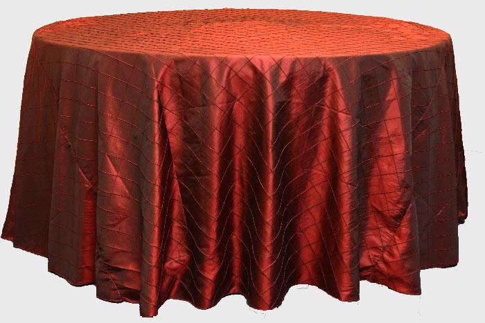 Simply Elegant Weddings Pintuck Linen Rentals Fort Worth