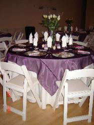 Simply Elegant Weddings Linen Rentals Fort Worth Dallas